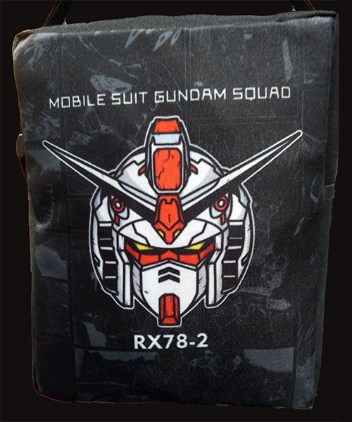 Image of Mini Messenger Bag - Gundam