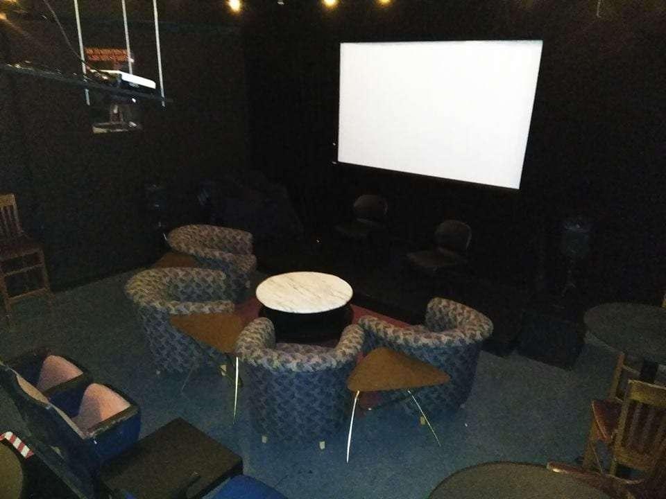 The Micro Cinema