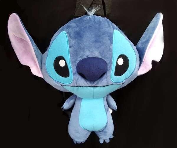 Image of Stitch Plush Backpack
