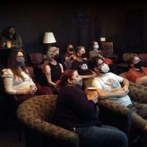 Screening in the MicroCinema